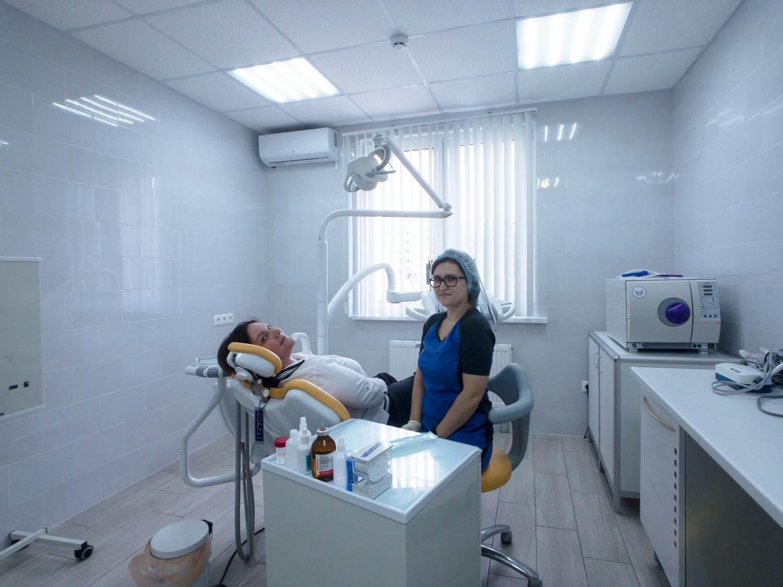 Стоматологический кабинет в Поликлинике №1 в Южном Домодедово